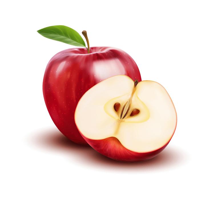 Hail Net Apples